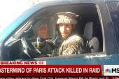 Mastermind of Paris attacks confirmed dead