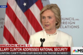 Clinton: Our goal is to defeat ISIS