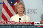 Clinton: Boots on the ground isn't a smart...