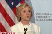 Clinton: We must vet, not refuse refugees