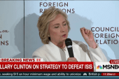 Hillary Clinton unveils strategy to defeat...