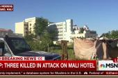 AP: Three killed in attack on Mali hotel