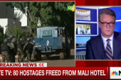 Hostages freed from Mali hotel: reports