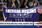 Muslims rally against ISIS in Washington, DC