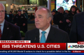 NYPD head: 'We won't be intimidated'