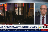Psychological effects after terror attacks