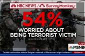 Living in fear of terrorism