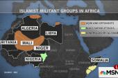 Armed militant groups expand across Sahara