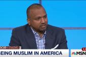 Ali: 'Vacuum' in media of Muslim voices