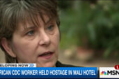 CDC worker was held hostage in Mali hotel