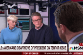Joe: President is disconnected with ISIS talk