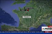 French find explosive belt in Paris suburb