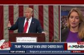 Trump Defends Controversial 9/11 Claim