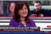 Mother of Muslim 9/11 responder attacks...