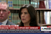 What took so long to charge Ofcr. Van Dyke