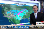 Storm system could impact Thanksgiving travel