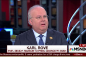Karl Rove discusses new book on 1896 election