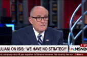 Giuliani: We have no strategy against ISIS