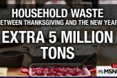 'Taste not Waste' this Thanksgiving