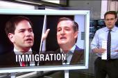 Growing feud between Cruz, Rubio