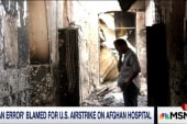 'Human error' blamed for strike on Afghan...
