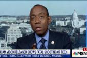 NAACP Pres: Dashcam video disturbing,...