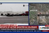 Active shooter in Colorado Springs