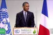 Obama expands U.S. climate pledge in Paris
