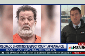Colorado shooting suspect to make first...