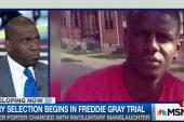 Jury selection begins in Freddie Gray trial