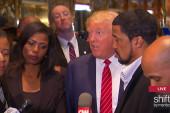 Trump calls Christie 'weak' over 9/11...