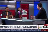 Pastors Meet with Donald Trump