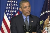 Obama's climate talks shift to ISIS
