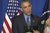 Pres.:'We're not turning back'