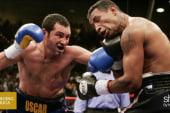 Oscar de la Hoya used boxing to escape...