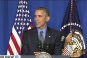 Pres. Obama defends ISIS strategy