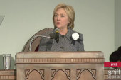 Clinton commemorates Montgomery Bus Boycott