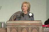 Clinton commemorates Montgomery Bus Boycott