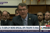 US mission creep worry in fight against ISIS