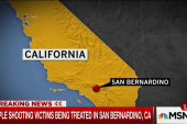 Multiple shooting victims treated in San...