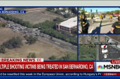 Multiple shooting victims in CA