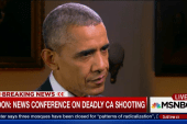 Obama: A pattern of mass shootings in America