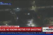 The scope of San Bernardino investigation