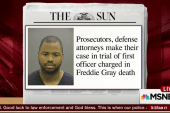 Day two of testimony in Freddie Gray trial