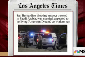 Suspected shooter had traveled to Saudi...
