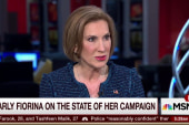 Fiorina: Trump is an entertainer, not leader