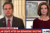 Gun law debate after San Bernardino shooting