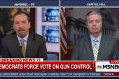 Graham: California Shooting Not a 'Gun...