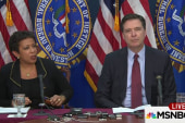 Comey: 'Do not let fear become disabling'