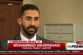 Lawyer: Farook family 'shocked' about attack